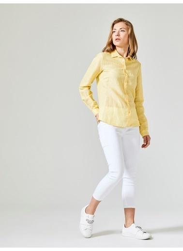 Xint Gömlek Sarı